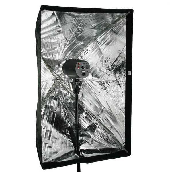 "24"" x 36"" Photography Studio Speedlite Flash Umbrella type Softbox works on Nikcon Canon AlienBees Soft6090-1247"