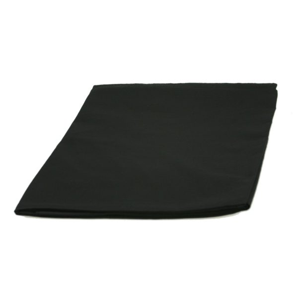 Support System Kit With 6ft x 9ft Black Muslin Backdrop 9115+6x9B-420