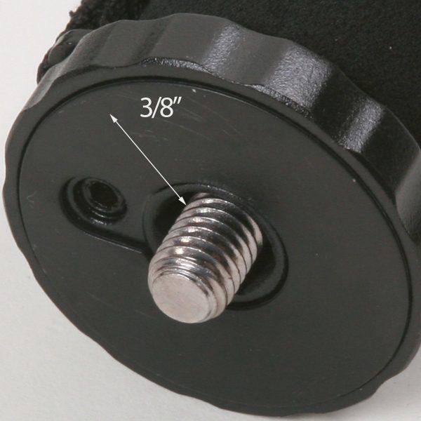 "Professional Video Monopod 5 sections 62"" tall Off camera flash Mono pod for Nikon Canon Sony WF6635M -1678"