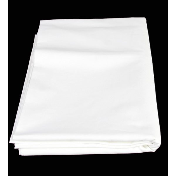 10x24 ft White Studio Portrait Photography Muslin Backdrop-294