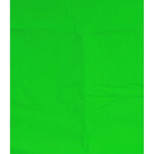 Chromakey Green Screen Muslin Backdrop Support System Kit, 10x12 Ft Chromakey Green Muslin Backdrop UL30 10x12 Green-955
