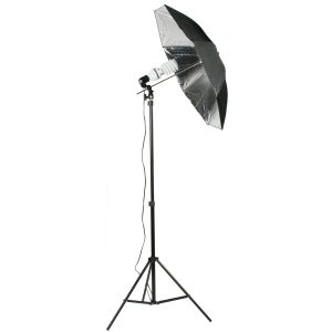 1000 Watt Video Lighting Umbrella Softbox Kit DK1000-392