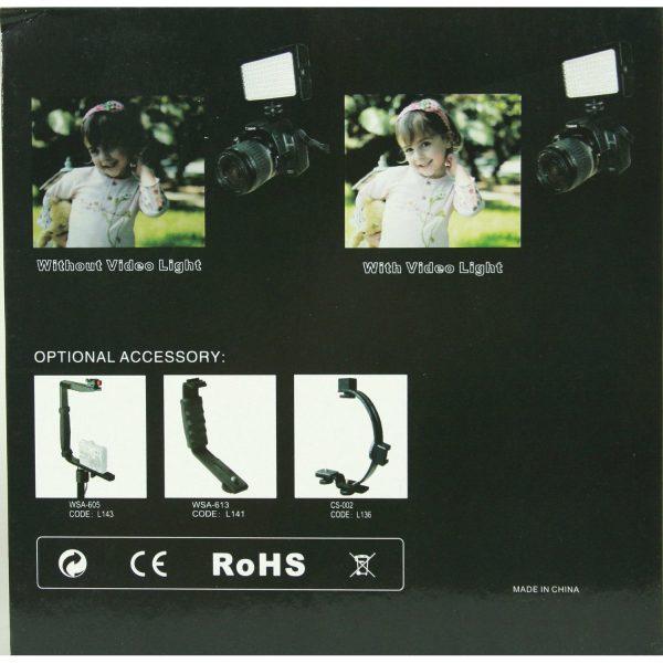 112 LED light Panel LED Camera Light LED Camcorder Light Led Video lighting Dimmable Led Lite Panel CN112-887