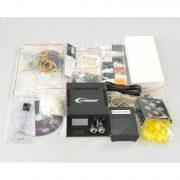 Premium Tattoo Kit 4 Gun Tattoo Machine Kit Tattoo Gun Kit By Fancier A07-1028