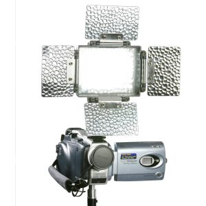 Led Light Panel Rechargable Battery 70 Ultra Bright Camera Video Dv Camcorder Light Lighting Hotshoe Mount Camcorder Video Light - 5600k DV70-891