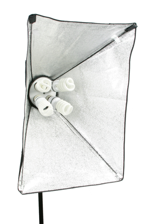 Fancierstudio 2000 watt lighting kit softbox light kit video lighting kit with Background stand 6'x9' Black, White and Chromakey green backdrop by Fancierstudio UL9004SB 6x9BWG-563