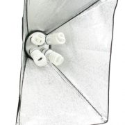 Fancierstudio Light Kit 2000 Watt Photo Video Lighting Kit with Hairlight Boomstand by Fancierstudio U9004SB-10x12BWG-567