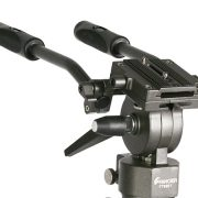 Professional 75mm Video Camera Tripod with Fluid Drag Head FT9901-100
