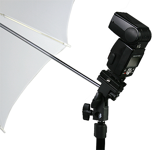 Speedlight bracket