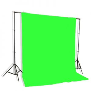 chromakey green kit