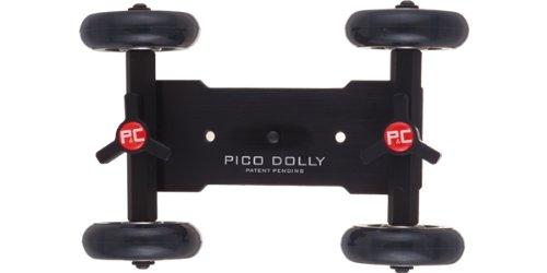 Pico Flex Dolly Kit Digital DSLR Skater Camera Dolly Slider Table Top Dolly Kit by Fancierstudio PICOKIT-593