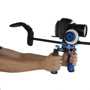 Fancierstudio DSLR RIG With Follow Focus And Matte Box By Fancierstudio FL02M-529