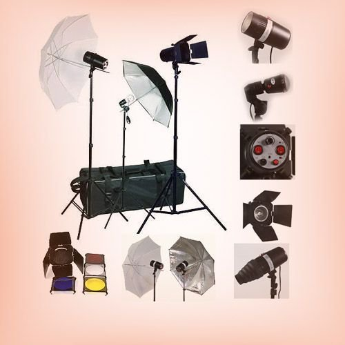 strobe flash lighting kit