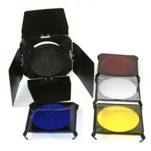 Fancierstudio PREMIUM Photography Studio Umbrella Softbox Lighting 3 Lights 3 Light Kit FAN023-470
