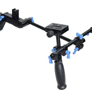 Fancierstudio DSLR RIG FTV-50 DSLR Rig Movie Kit Shoulder Rig Mount with 1 year warranty By Fancier dslr righ FTV50-545