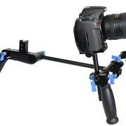 Fancierstudio DSLR RIG FTV-50 DSLR Rig Movie Kit Shoulder Rig Mount with 1 year warranty By Fancier dslr righ FTV50-546