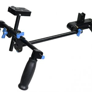 Fancierstudio DSLR RIG FTV-50 DSLR Rig Movie Kit Shoulder Rig Mount with 1 year warranty By Fancier dslr righ FTV50-542