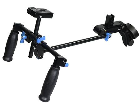 Fancierstudio DSLR RIG FTV-50 DSLR Rig Movie Kit Shoulder Rig Mount with 1 year warranty By Fancier dslr righ FTV50-542