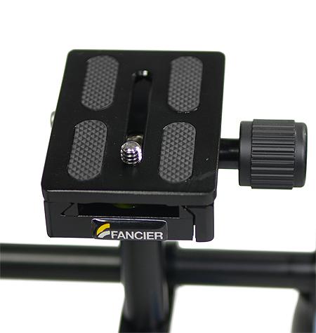 Fancierstudio DSLR RIG FTV-50 DSLR Rig Movie Kit Shoulder Rig Mount with 1 year warranty By Fancier dslr righ FTV50-547