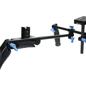 Fancierstudio DSLR RIG FTV-50 DSLR Rig Movie Kit Shoulder Rig Mount with 1 year warranty By Fancier dslr righ FTV50-548