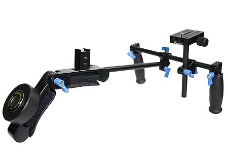 Fancierstudio DSLR RIG FTV-50 DSLR Rig Movie Kit Shoulder Rig Mount with 1 year warranty By Fancier dslr righ FTV50-548