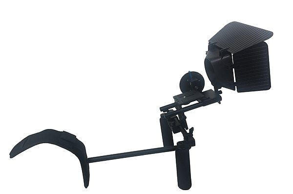 Fancierstudio DSLR RIG With Follow Focus Matte Box By New Model Fancierstudio FL02M-1705