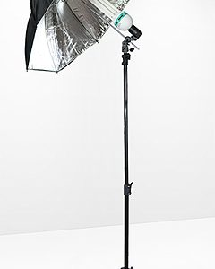 reflective umbrella light