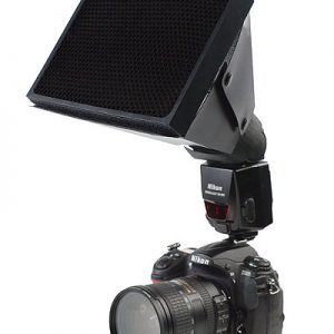 Fancierstudio Speedlight Universal Honeycomb Grid for Nikon, Canon, Sony DSLR Camera Flash SB900, SB800 SB600, EX430, EX580 MF20136-623