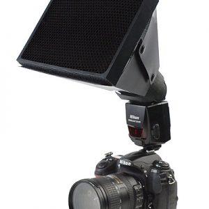 Fancierstudio Speedlight Universal Honeycomb Grid for Nikon, Canon, Sony DSLR Camera Flash SB900, SB800 SB600, EX430, EX580 MF20136-623