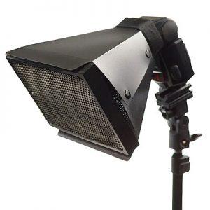 Fancierstudio Speedlight Universal Honeycomb Grid for Nikon, Canon, Sony DSLR Camera Flash SB900, SB800 SB600, EX430, EX580 MF20136-618