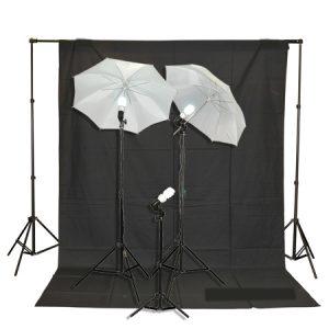 3 point lighting kit
