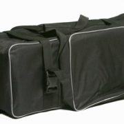 padded photography equipment carrying case