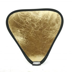 gold reflector