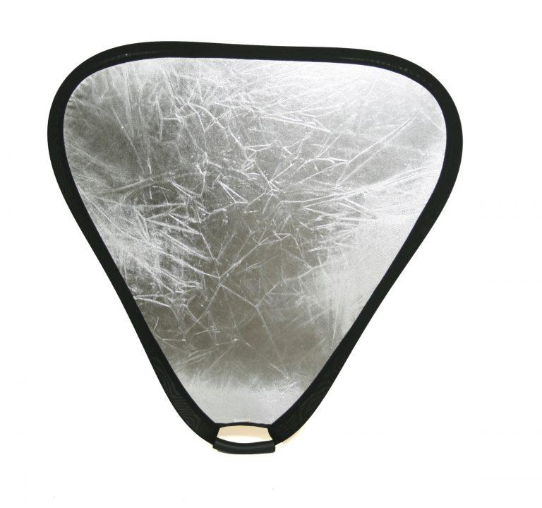 silver reflector