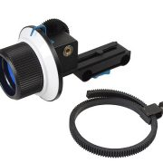 Camcorder Steady Shoulder Rig Follow Focus DSLR Video Cam Camera RL02FRSET-334