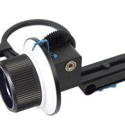 Camcorder Steady Shoulder Rig Follow Focus DSLR Video Cam Camera RL02FRSET-337