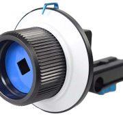 Camcorder Steady Shoulder Rig Follow Focus DSLR Video Cam Camera RL02FRSET-338