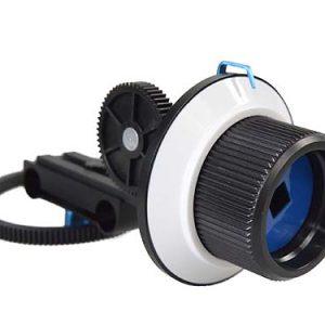Camcorder Steady Shoulder Rig Follow Focus DSLR Video Cam Camera RL02FRSET-341
