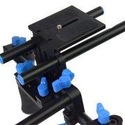 Camcorder Steady Shoulder Rig Follow Focus DSLR Video Cam Camera RL02FRSET-339