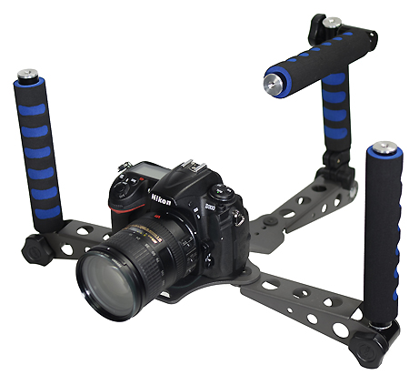 Fancierstudio DSLR RIG DSLR Rig Movie Kit Shoulder Mount DSLR Stabilizer Shoulder Rig By Fancierstudio FL01 -0