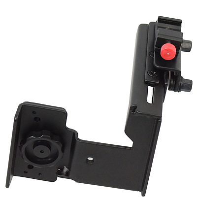 Fancierstudio Ultra Compact Flash Bracket Off Camera Flash Bracket Quick Flip Flash Bracket H6604-612