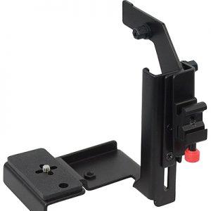 Fancierstudio Ultra Compact Flash Bracket Off Camera Flash Bracket Quick Flip Flash Bracket H6604-611