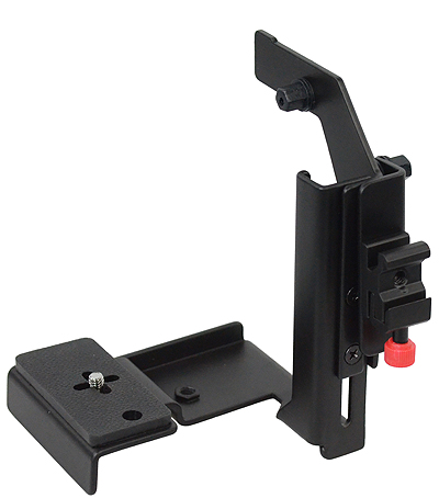 Fancierstudio Ultra Compact Flash Bracket Off Camera Flash Bracket Quick Flip Flash Bracket H6604-611