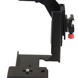 Fancierstudio Ultra Compact Flash Bracket Off Camera Flash Bracket Quick Flip Flash Bracket H6604-616