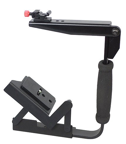 Fancierstudio Camera Flash Bracket Quick Flip Flash Bracket Off Camera Flash Bracket By Fancierstudio F6603-607