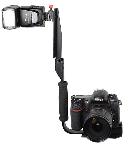 Fancierstudio Camera Flash Bracket Quick Flip Flash Bracket Off Camera Flash Bracket By Fancierstudio F6603-609