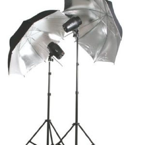 umbrella strobe light