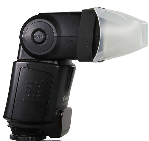 Fancierstudio Speedlight Universal Honeycomb Grid for Nikon, Canon, Sony DSLR Camera Flash SB900, SB800 SB600, EX430, EX580 MF20136-617
