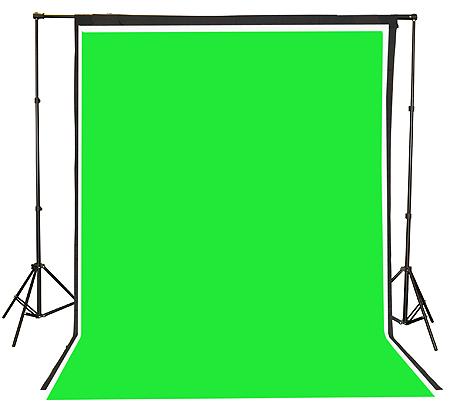 muslin backdrop kit