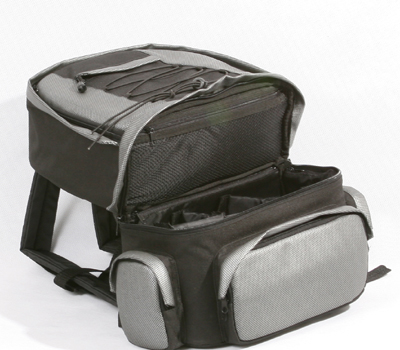 Photo Video Camera Lens Carrying Backpack W21-944